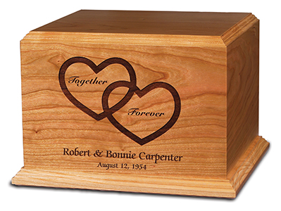 Together Forever Companion Urn